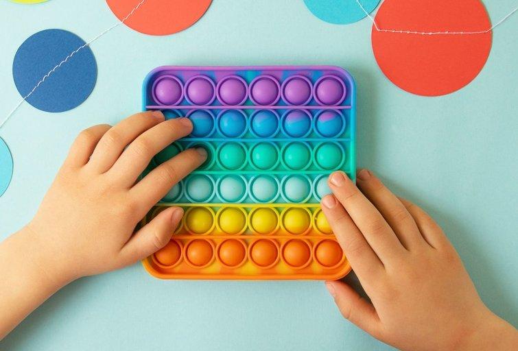 """Žaibiškai auga vaikų meilė """"TikTok"""" išpopuliarintam žaislui – kuo jis ypatingas? (nuotr. 123rf.com)"""