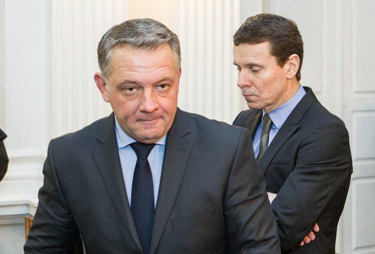 Eligijus Masiulis. Raimondas Kurlianskis (Paulius Peleckis/Fotobankas)