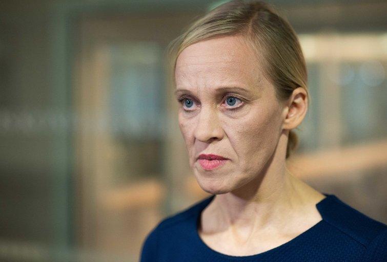 Eglė Kručinskienė (nuotr. Fotodiena/Justino Auškelio)