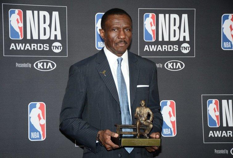 NBA sezono apdovanojimų ceremonija (nuotr. SCANPIX)
