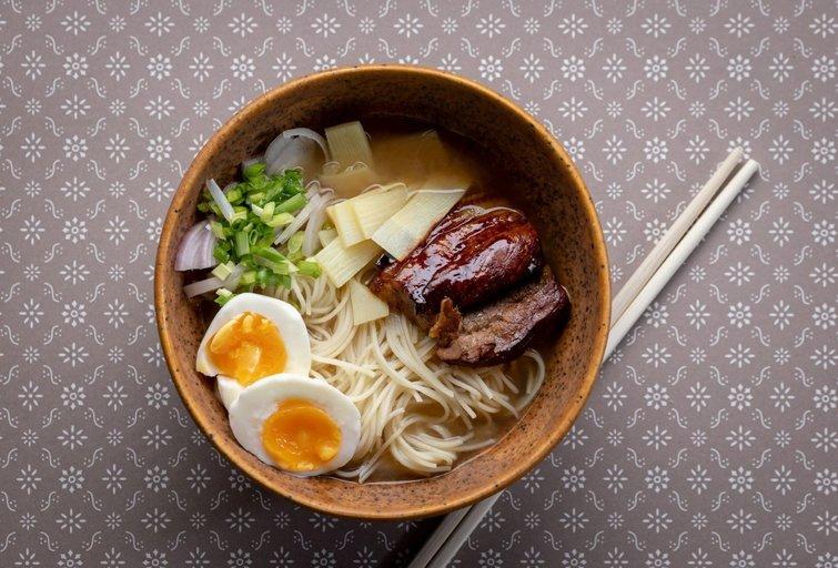 Savaitgalio pasilepinimui – ypatingas japoniškas patiekalas: idealiai tiks sotiems pietums (nuotr. Organizatorių)