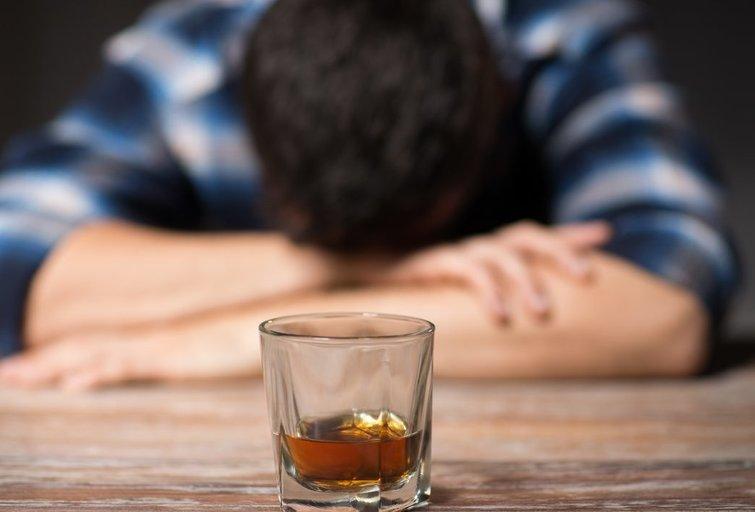 Nusikaltimą daugiausia lėmė alkoholis 123rf.com
