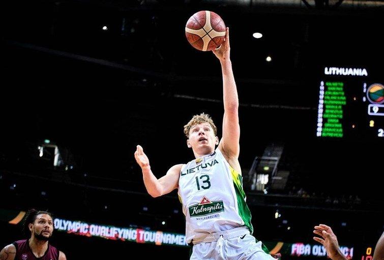 R. Jokubaitis (nuotr. FIBA)