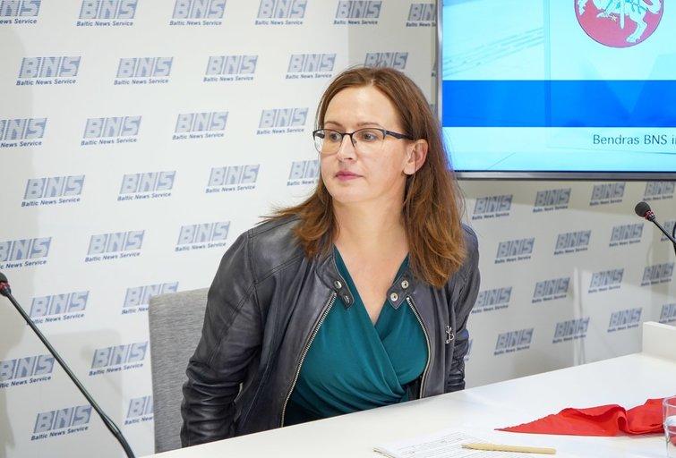 Nendrė Černiauskienė (Fotodiena/ Viltė Domkutė)