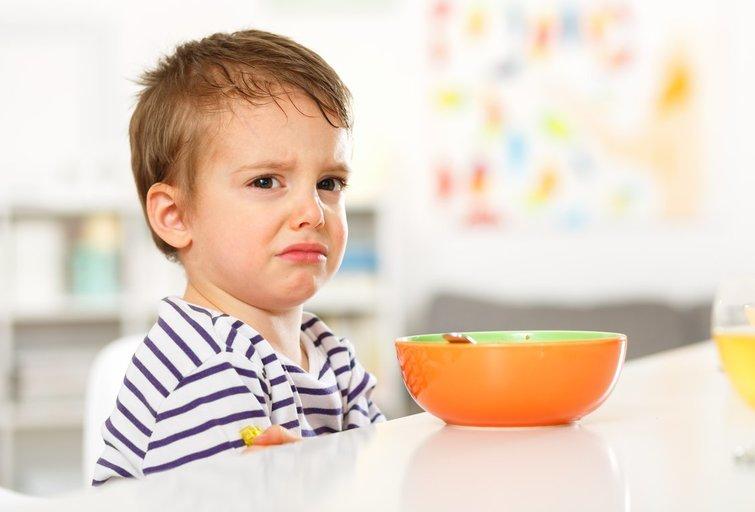 Nevalgus vaikas (nuotr. Shutterstock.com)