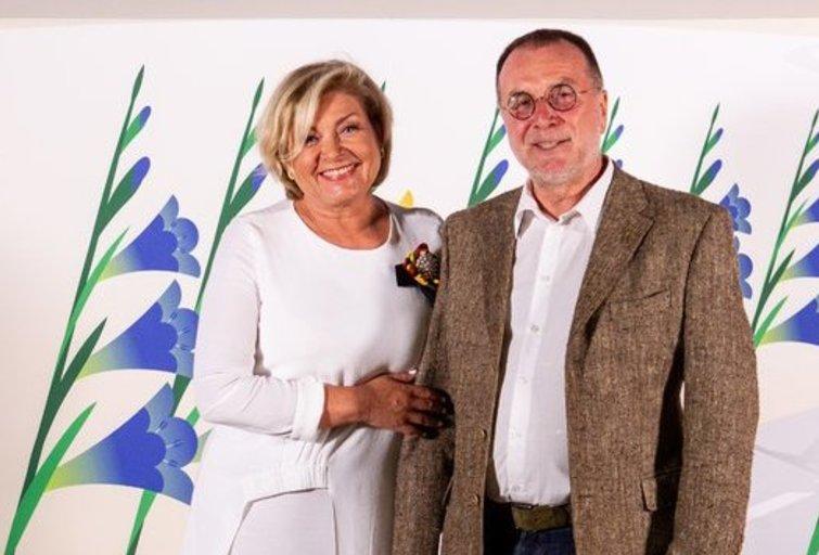 EditaMildažytė ir Saulius Pilinkus (Paulius Peleckis/Fotobankas)