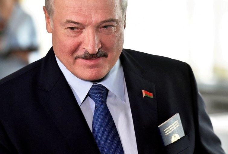 """A. Lukašenka: Baltarusija gali pakeisti dainą """"Eurovizijai"""" (nuotr. SCANPIX)"""