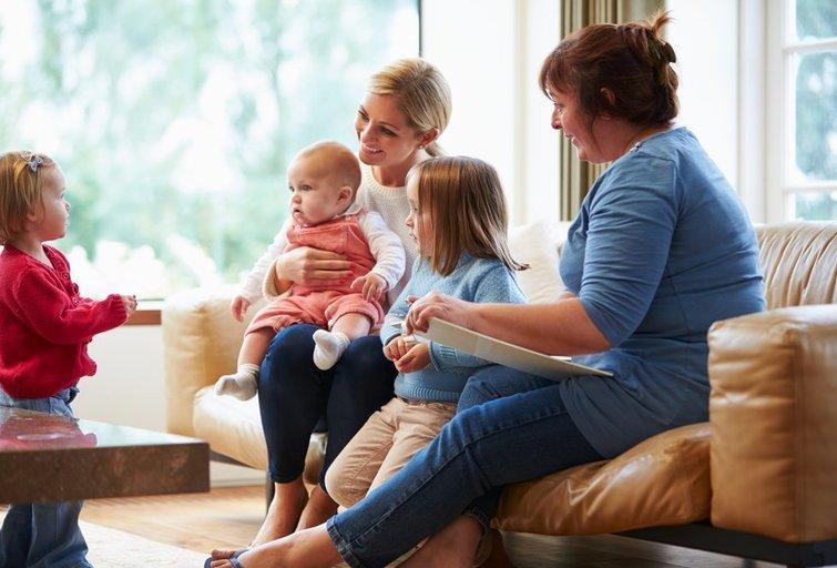 Socialinė darbuotoja (nuotr. Shutterstock.com)