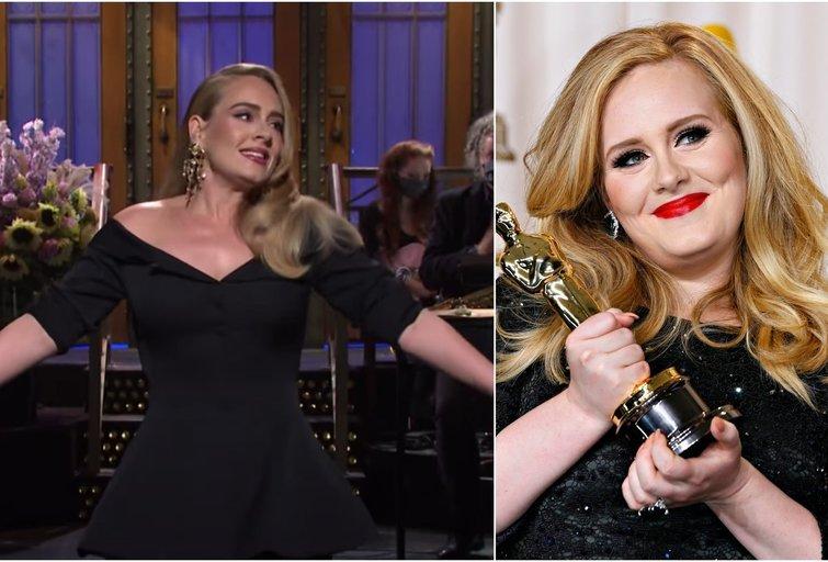 Adele (tv3.lt fotomontažas)