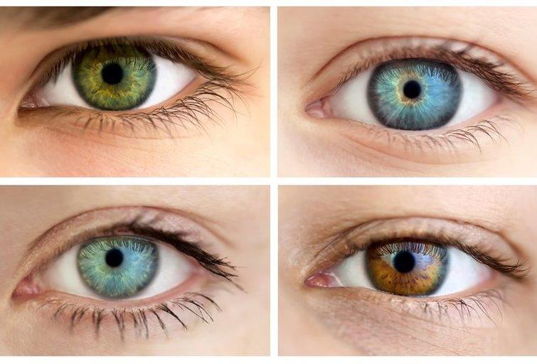 Akių formos (nuotr. Shutterstock.com)