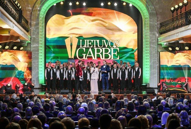 Lietuvos Garbė (nuotr. TV3)