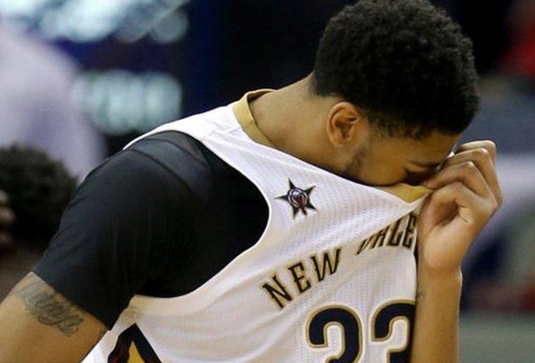 """Naujojo Orleano """"Pelicans"""" – Toronto """"Raptors"""" (nuotr. SCANPIX)"""