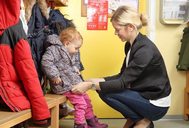 """Išgirdus auklėtojos žodžius apie dukrą kaunietė ne juokais įsiuto: """"Kaip ji drįsta?"""" (nuotr. 123rf.com)"""