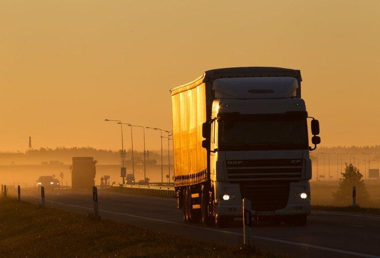 Pranešama apie smulkių vežėjų bankrotus (Kęstutis Vanagas/Fotobankas)