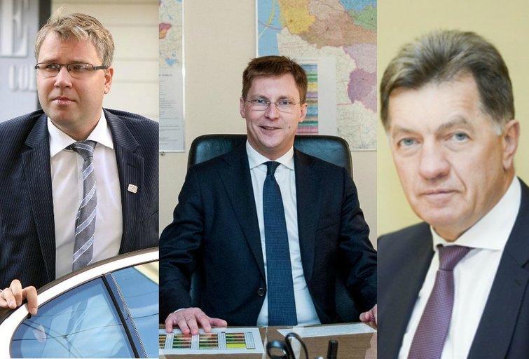 Juro Poželos perspektyvas politikoje įžvelgė visi šalies vadovai (TV3 koliažas)