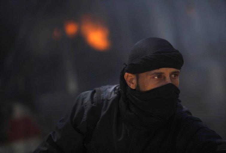 Ekstremistų teroristas (nuotr. SCANPIX)