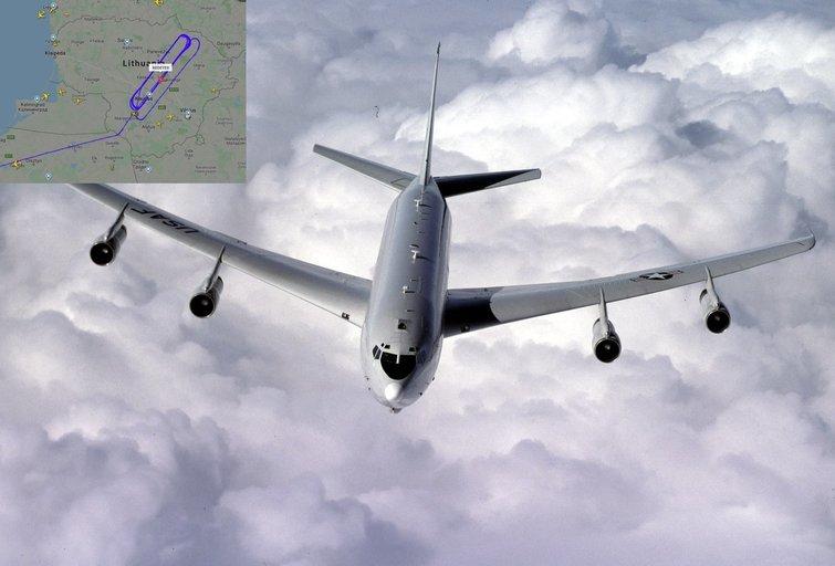 JAV karinis lėktuvas