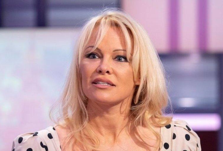 Pamela Anderson (nuotr. Vida Press) (nuotr. Instagram)