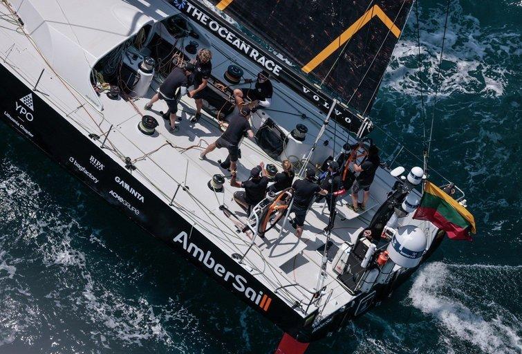 """""""Ambersail 2"""" (Sailing Energy nuotr.) (nuotr. Organizatorių)"""