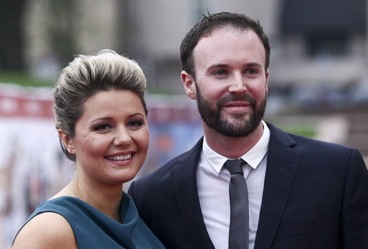 Beata Nicholson ir Thomas Nicholsonas (nuotr. Fotodiena.lt)