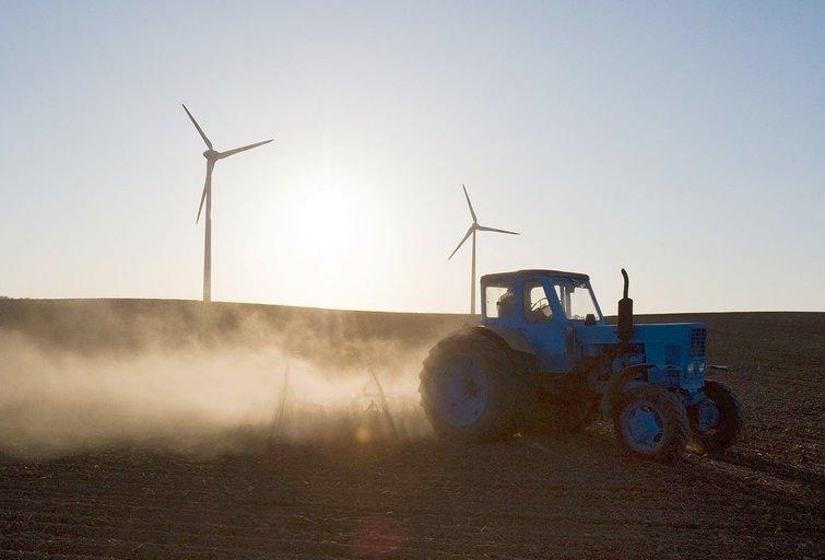 Žemės ūkis (nuotr. Fotodiena.lt/Audriaus Bagdono)