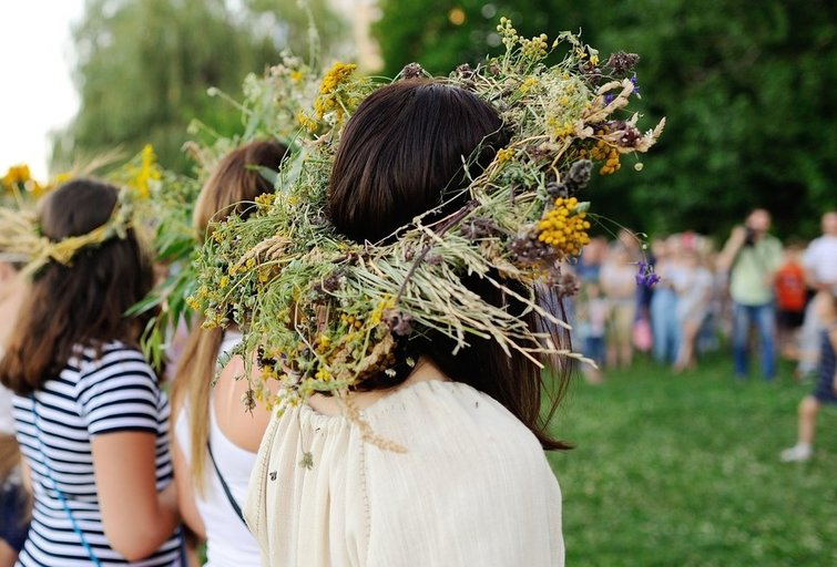 Joninės (nuotr. Shutterstock.com)