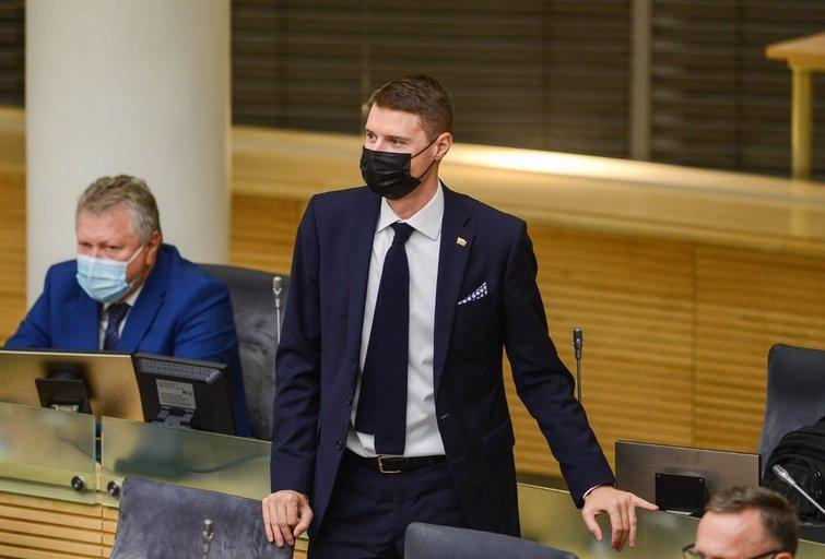 Mykolas Majauskas (nuotr. Fotodiena/Justino Auškelio)