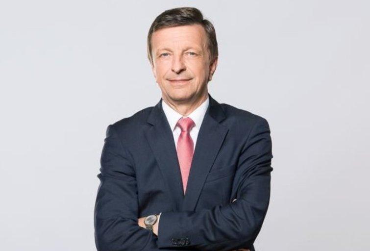 Petras Baršauskas (nuotr. leidėjų)