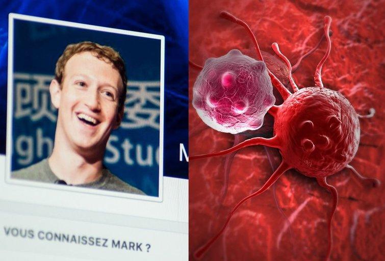 Feisbuko nuotraukos gali atskleisti, kokiomis ligomis sergate (tv3.lt fotomontažas)