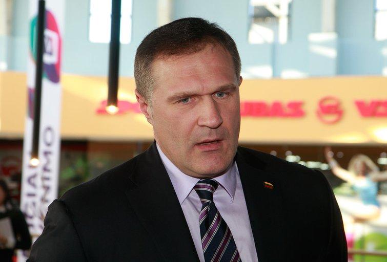 Virgilijus Alekna (nuotr. Tv3.lt/Ruslano Kondratjevo)