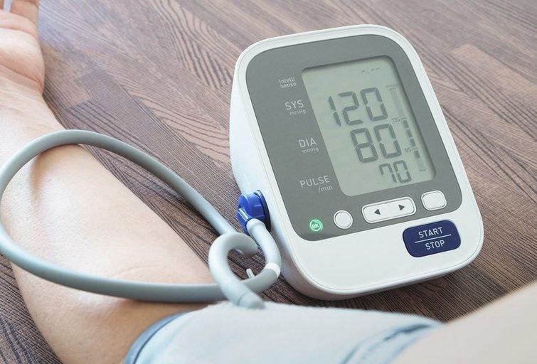 Kraujospūdžio matavimas  (Nuotr. shutterstock.com)