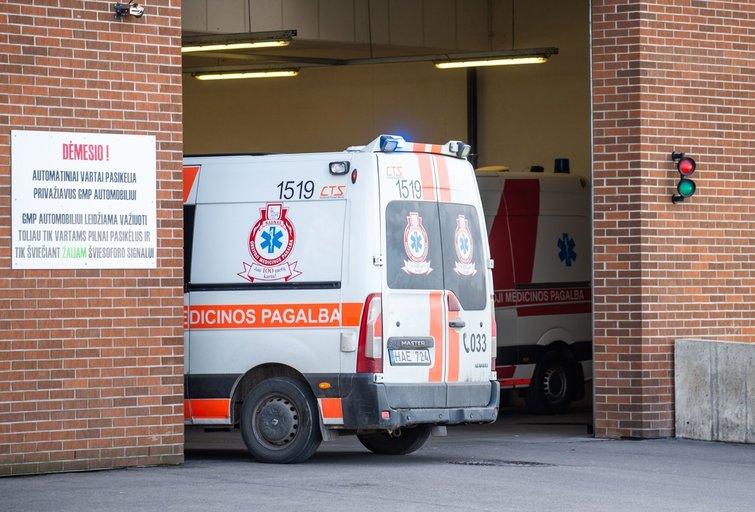 Kauno klinikos (nuotr. Fotodiena/Justino Auškelio)