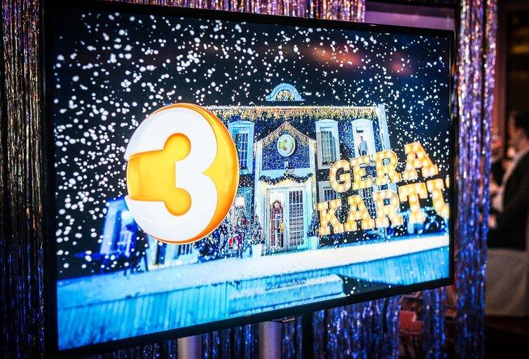 TV3 televizija (nuotr. Ryčio Šeškaičio)