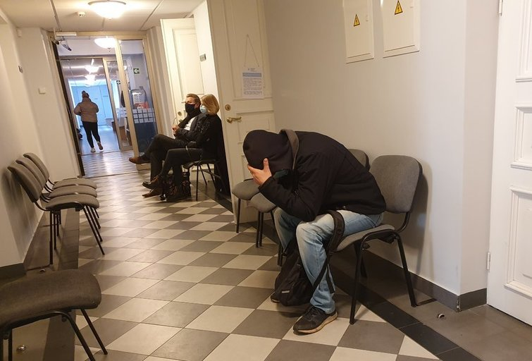 teismas, asociatyvi nuotrauka (nuotr. Broniaus Jablonsko)
