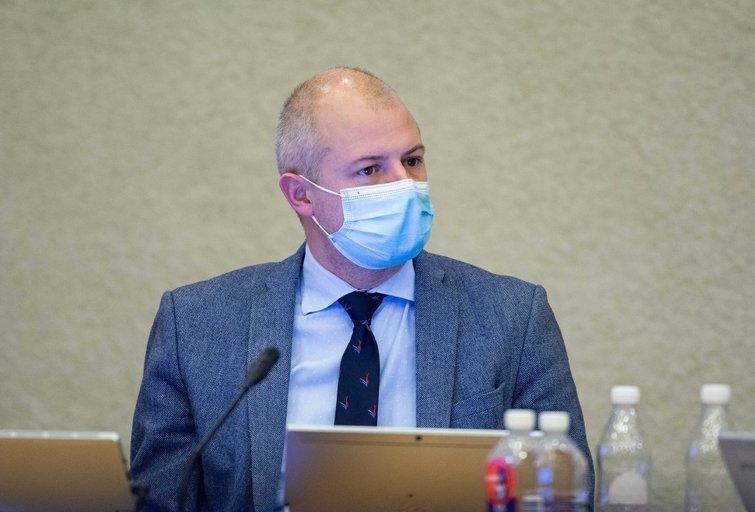Simonas Gentvilas (nuotr. Fotodiena/Justino Auškelio)