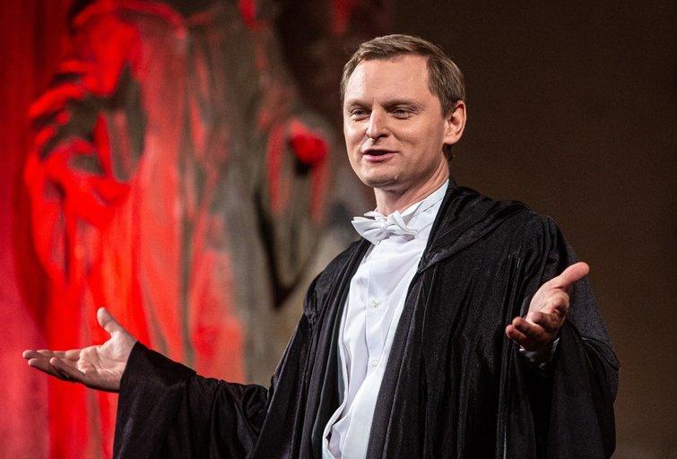 Liudas Mikalauskas (Greta Skaraitienė/Fotobankas)