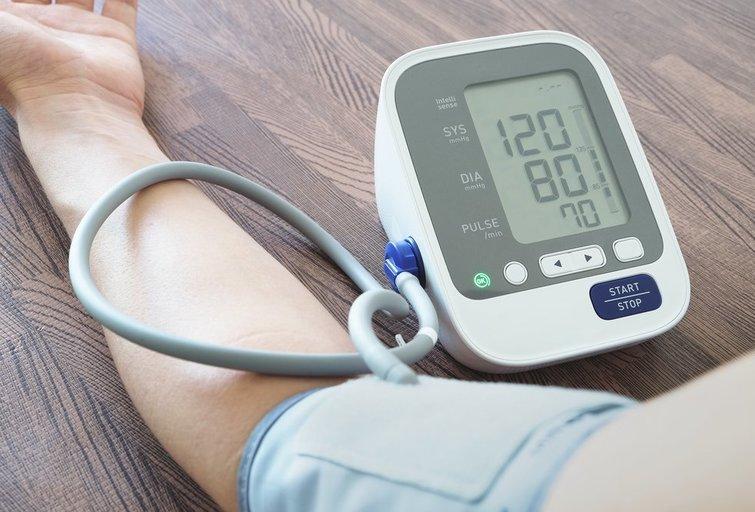 Kraujospūdis  (nuotr. Shutterstock.com)