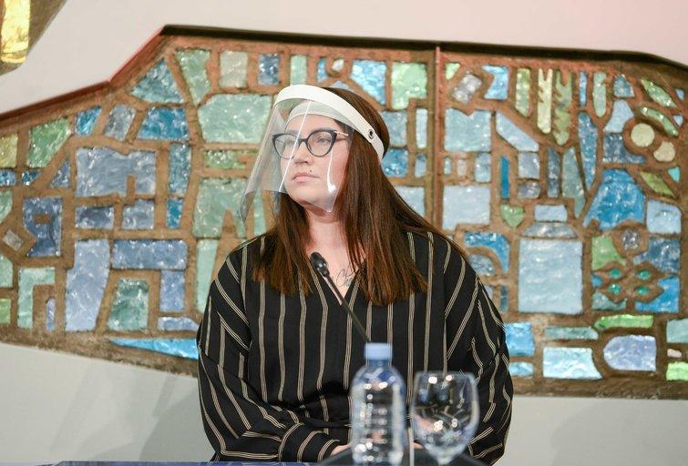 Evelina Dobrovolska (nuotr. Fotodiena/Justino Auškelio)