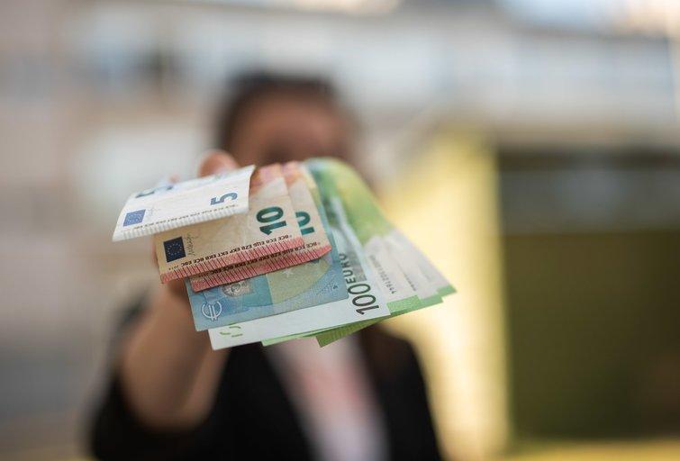Pensininkų pinigai investuojami Kinijoje (nuotr. Fotodiena/Justino Auškelio)