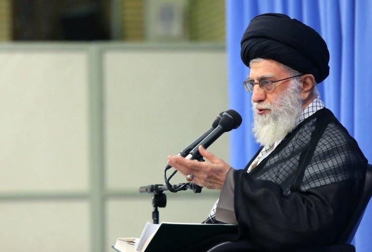 Ali Khamenei (nuotr. SCANPIX)