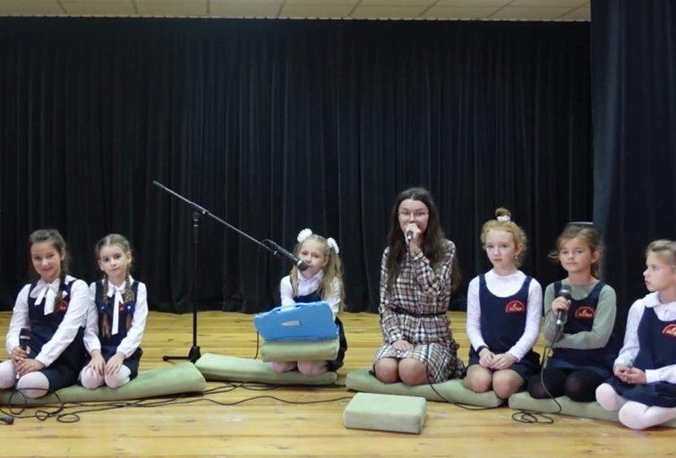 Paluknio Longino Komolovskio gimnazija