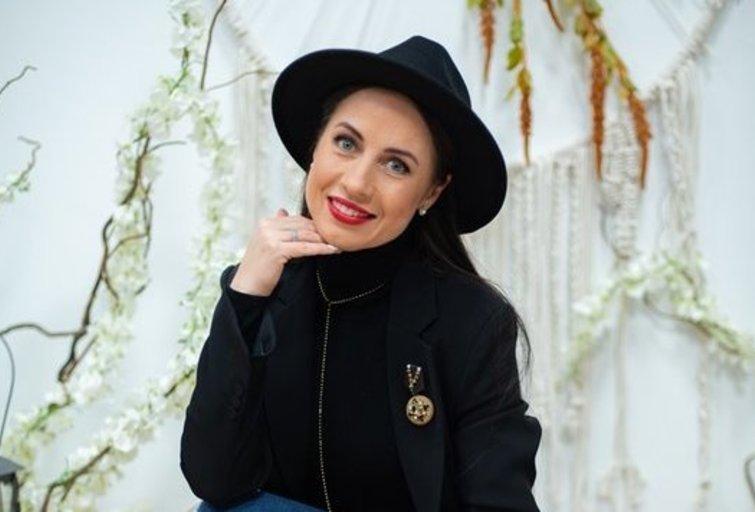 "Ingrida Kazlauskaitė (nuotr. Kristina Žagaraitė / ""FYL I frameyourlife photography"")"