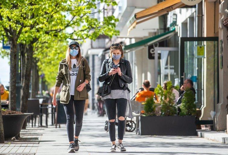 Kokia laukia antroji pandeminė vasara? Ekspertai prognozuoja, kiek laisviau gyvensime ir ar tęsis karantinas(nuotr. Fotodiena/Justino Auškelio)