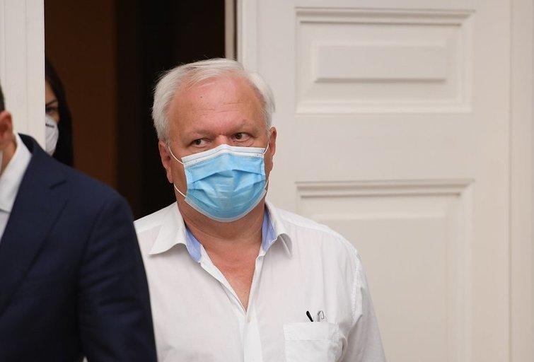 Panevėžio ligoninės vadovas (nuotr. Fotodiena.lt/Mato Baranausko)