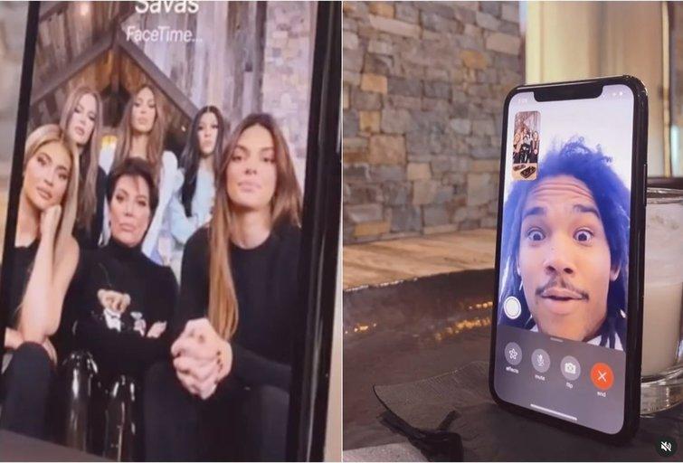 Kardashian-Jenner klanas apgavo garsius draugus (tv3.lt fotomontažas)