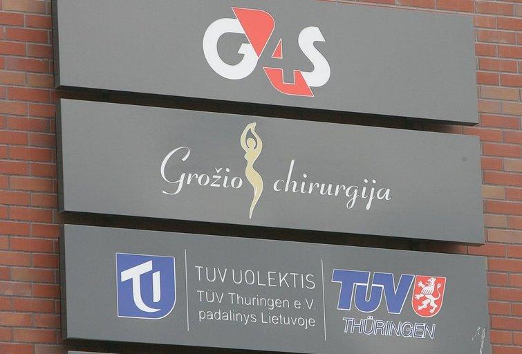 Grožio chirurgija (Alius Koroliovas/Fotobankas)