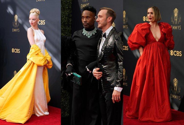 """2021-ųjų """"Emmy"""" apdovanojimai (nuotr. Vida Press)"""