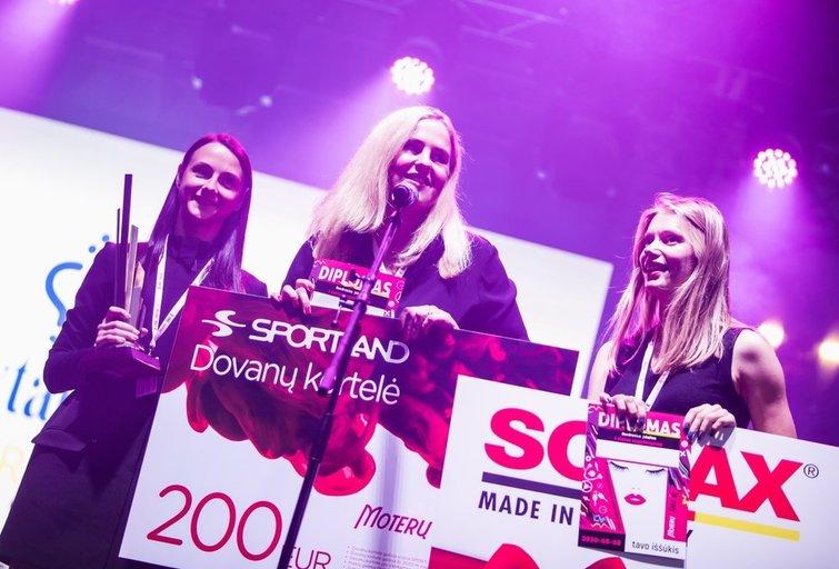 """""""Moterų ralio 2020"""" laimėtojos (nuotr. Organizatorių)"""