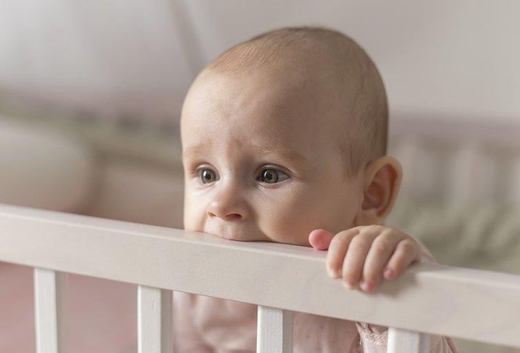 Kūdikis (nuotr. Shutterstock.com)
