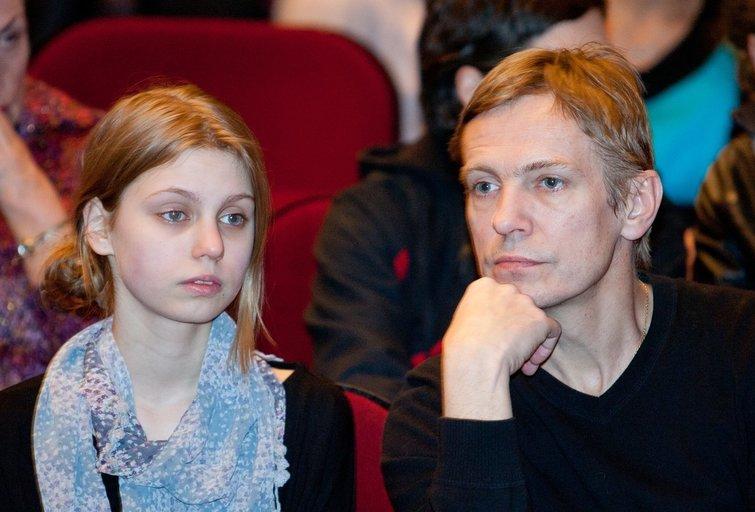 Šarūnas Bartas ir Ina Bartaitė (Fotobankas)